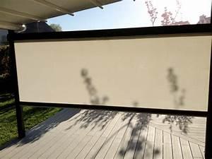 toile coulissante pour tonnelle affordable toile de With rideau exterieur pour pergola 18 toile bache pergola voile ombrage store banne