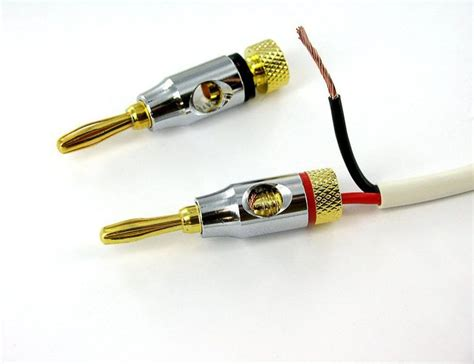 16 2 speaker wire how to choose and install speaker wire connectors