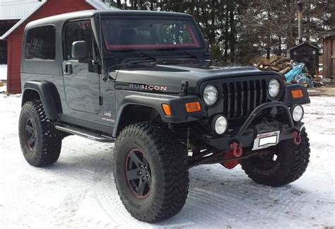 2006 Jeep Wrangler Unlimited Rubicon For Sale in Madison WI