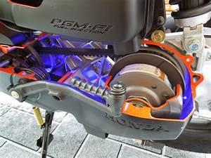 Gambar Motor All New Honda Beat Fi
