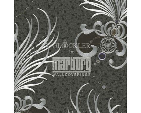 Gloockler Tapeten Katalog by Vliestapete 54469 Gl 246 246 Ckler Imperial Ornamental Schwarz