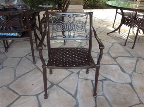patio furniture repair restoration services absolute