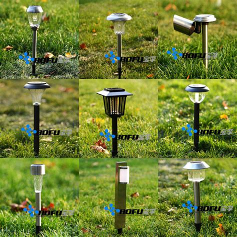 high quality garden solar light solar led garden light