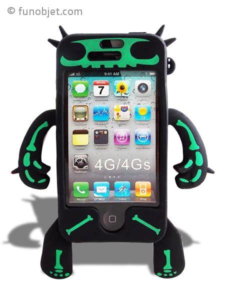 Coque Iphone 4 Surprenant Avec Des Bras Squelette Avec