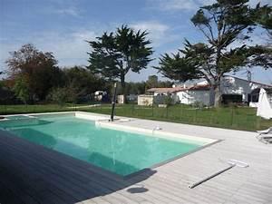 les photos de la villa avec piscine les 3 moulins With location maison ile de re avec piscine