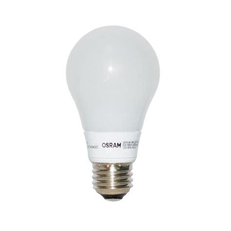 led light daylight shop osram 40w equivalent dimmable daylight a19 led light
