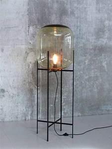 Vloerlamp Oda - Large - Pulpo Design - Glas
