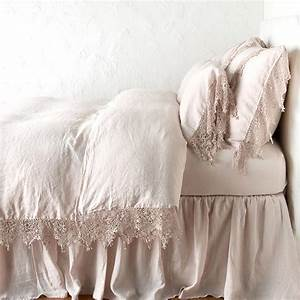 Bella, Notte, Delphine, French, Country, Linen, Bedding, Collection
