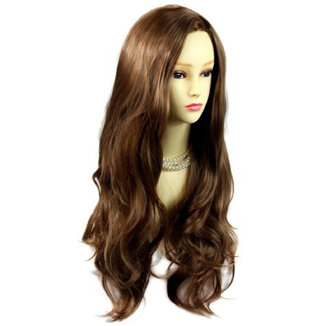 light brown wig wiwigs fabulous layers wavy cocoa wig light