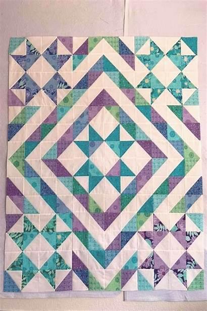 Half Square Triangle Triangles Pattern Nolan Polo