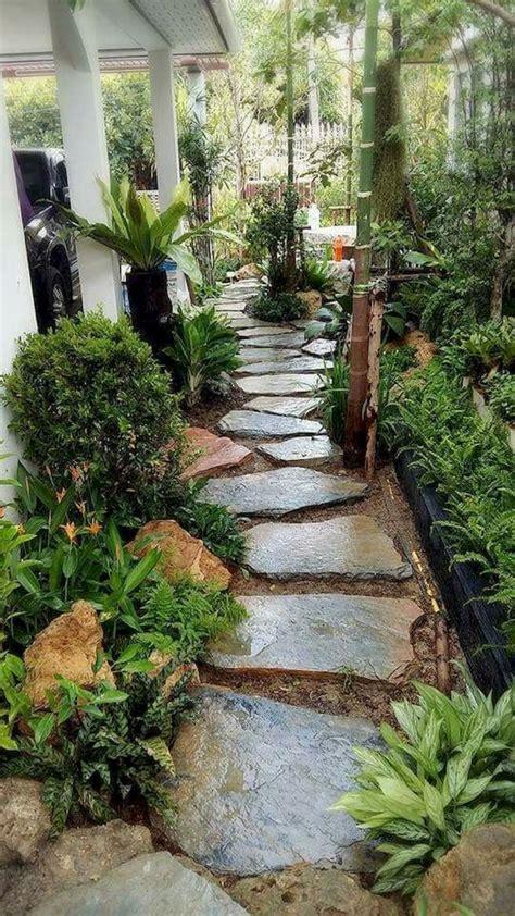 Garten Garden by 50 Fabulous Side Yard Garden Design Ideas And Remodel 32