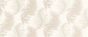 Plume White Patterned Wallpaper At Laura Ashley Master