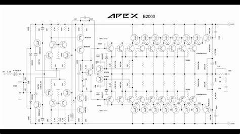 Class Powerful Audio Amplifier Circuit Youtube