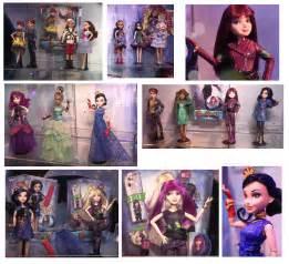 Descendants 2 Disney Dolls