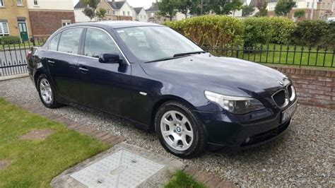 2005 Bmw 525i For Sale by 2005 Bmw 525i For Sale In Balbriggan Dublin From Rickenrafal
