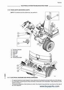 Fiat Hitachi Fh90w Excavators Workshop Manual Pdf