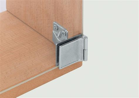 Hafele Cabinet Hardware Australia by Hafele 361 93 240 Glass Door Hinge Inset Chrome