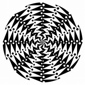 Non Representational Art Black And White | www.pixshark ...