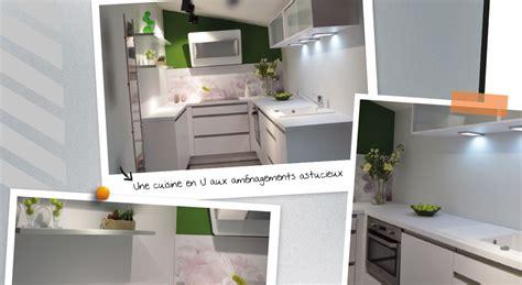 cuisine ouverte 5m2 cuisine surface