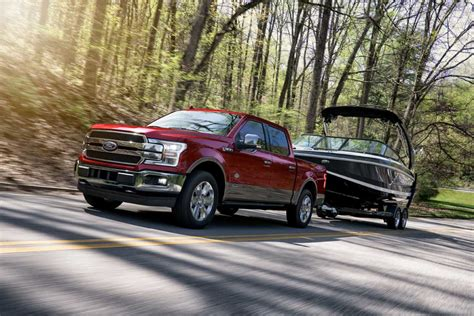 2018 Ford F 150 3.0L Power Stroke Diesel MPG Ratings