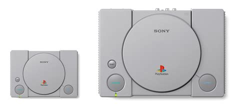 Playstation Classic A 100 Mini Ps1 With 20 Games Coming