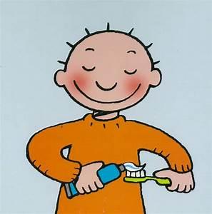 Tanden poetsen met bakpoeder