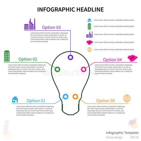 renewable energy education infographic vector design