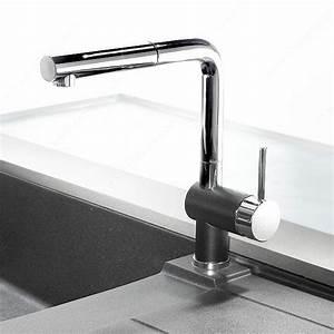 Robinet De Cuisine : robinet de cuisine blanco posh quincaillerie richelieu ~ Melissatoandfro.com Idées de Décoration