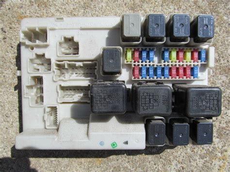 Nissan Maxima Body Control Module Fuse Box Ebay