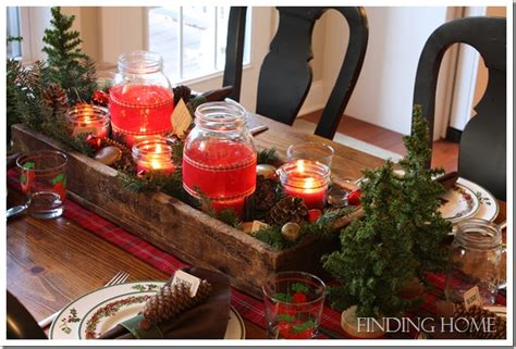 casual kitchen table centerpiece ideas table of wishes finding home farms