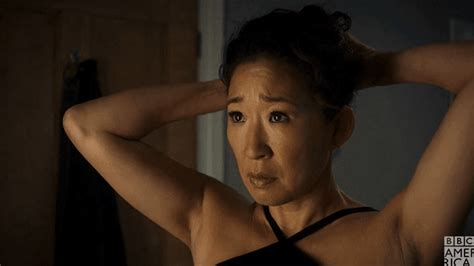 sandra oh on killing eve killing eve review russia trip leaves eve in the cold