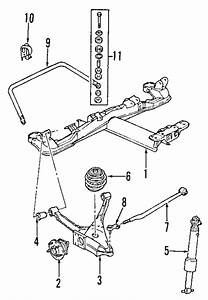 Rear Suspension For 2003 Cadillac Seville
