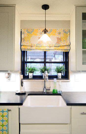 sink window curtain house bungalow kitchen kitchen