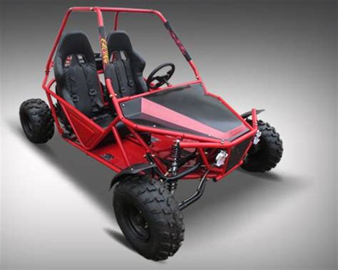 Kandi Kd-200gkm-2 200cc 4 Wheeler 2-seat Gas Go Kart Buggy