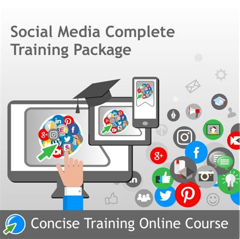 social marketing course social media complete elearning package