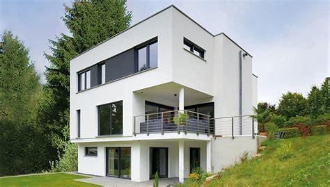 Moderne Häuser Ohne Keller by Bauen Am Hang In Bauhaus Optik F 252 R Profis Kein Problem