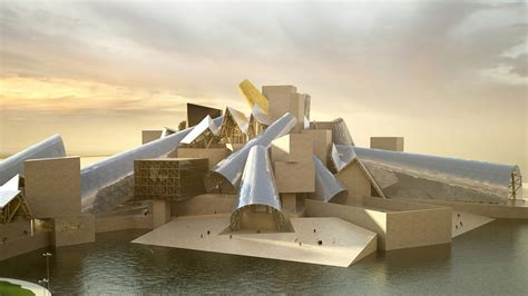 Is the Frank Gehry–designed Guggenheim Abu Dhabi dead