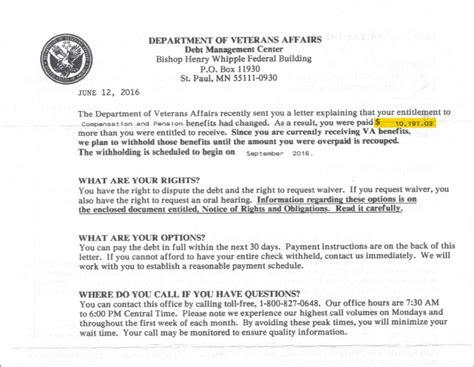 va overpaid tens  thousands  veterans