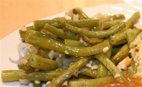 cuisiner des haricots verts haricots verts 224 l ail et 224 l oignon pour le bbq de mireille recettes