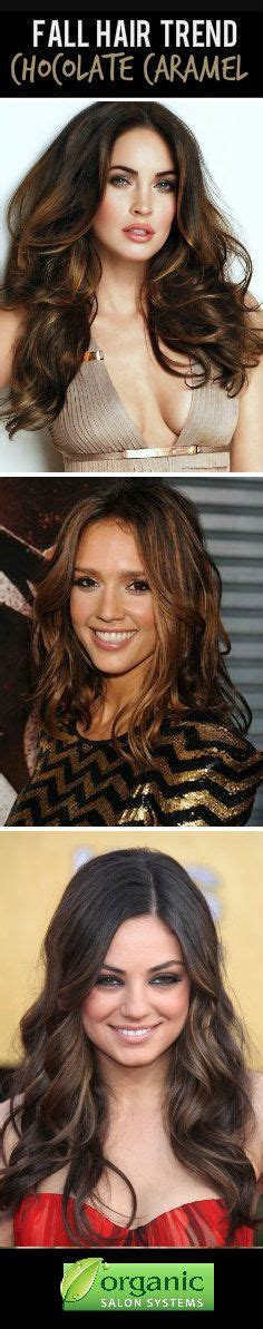 Brunettes Meaning In by Best Fall Hair Color Trend For Brunettes Chocolate