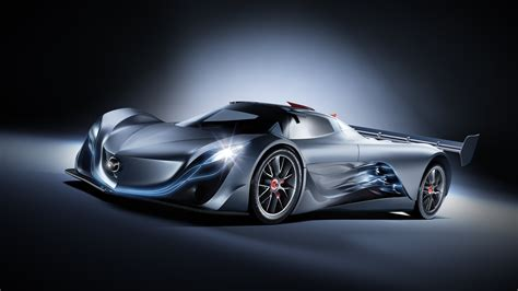 10 Mazda Furai Hd Wallpapers