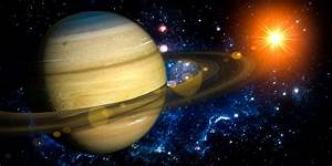 Saturn – Our Former Sun and the God of Genesis   Bennett ...