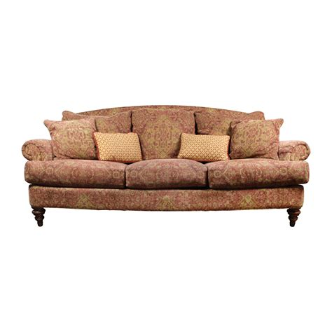 Mathis Brothers Bernhardt Sofas by Paisley Sofa Find More Haverty S Olive Green And Gold