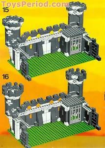Lego 6085 Black Monarch U0026 39 S Castle Set Parts Inventory And