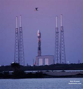 SpaceX Aims for Friday Sunset Launch After Boats and Winds ...