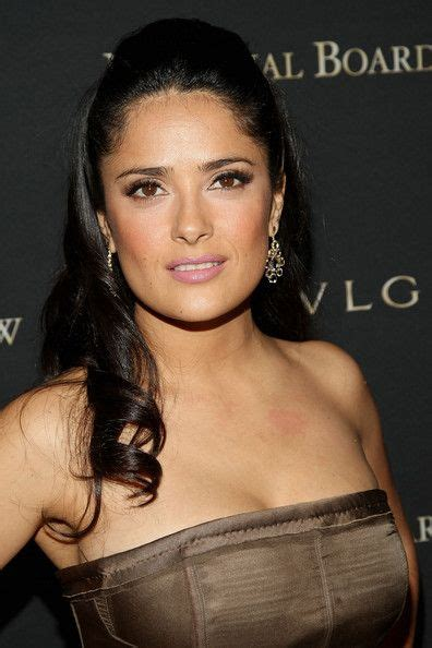 Salma Hayek Photos Photos: 2008 National Board Of Review ...