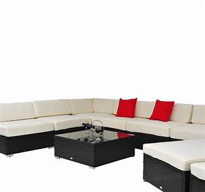 9 piece outdoor wicker sectional sofa set for 9 piece modular sectional sofa