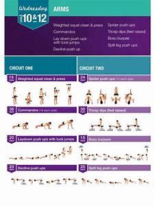 Workout  Kayla Itsines Workout Plan