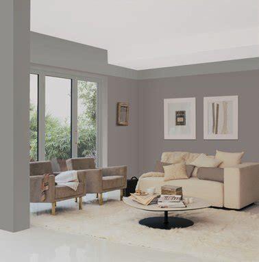 couleur levis pour cuisine peinture salon gris taupe feutré pour une ambiance