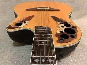 Ovation Celebrity Deluxe 12 String Cs245 Mid
